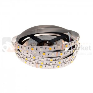 Taśma LED RGBW 60 SMD 5050 IP20 1m 10mm